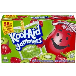 kool aid liquido Strawberry...