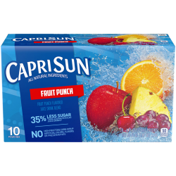 jugos caprisun 100% Fruit...