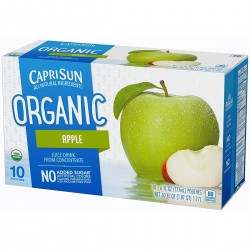 Jugos Caprisun Apple 10 Pz...