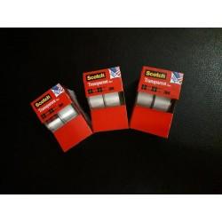 Cinta plastica 3M Two pack