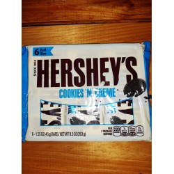 Hershey Cookies & Creme 6Und
