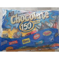 Bolsa de Chocolate 150 Und