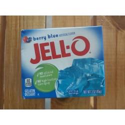 Gelatina Jell-o  Berry Blue...