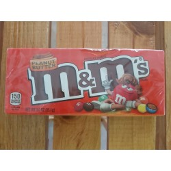 M&M Red  (Box)  Peanut...