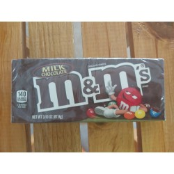M&M brown (Box)  milk...