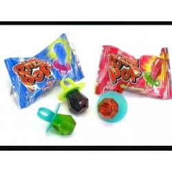 Chupetas Ring Pop Anillos