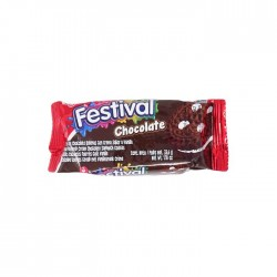 galleta Festival de Chocolate