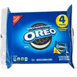 Galletas Oreos 4Packs