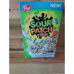 Cereal Sour Patch de (510 grs)