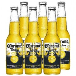 Cerveza Corona Botella (355...