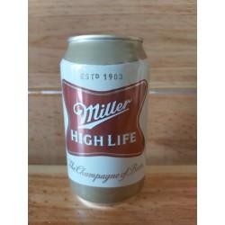 Cerveza Miller hight Life...