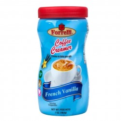 Coffe creamer fresh vanilla...