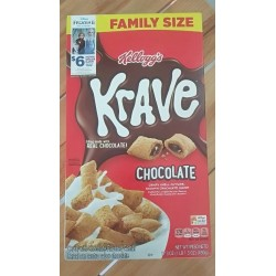 Cereal krave Chocolate