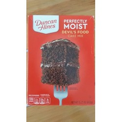 Mezcla Moist Devils Food...