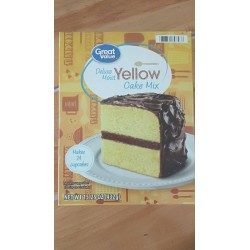 Mezcla Yellow Cake Mix