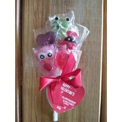 Chupetas lillipop Strawberry