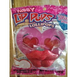 Chupeta kissy lip pops