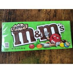 M&M Crispy Verde