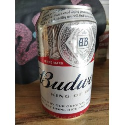 Cerveza Budweiser King of...