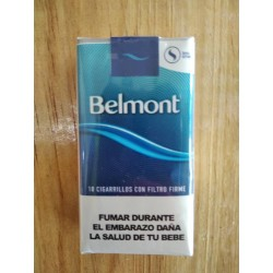 Cigarros Belmont Pequeña
