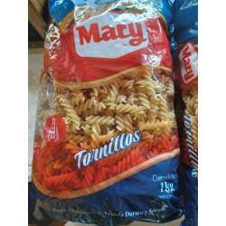 Espagueti Mary Tornillitos 1kg