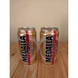 Cerveza Medalla LIght 296 ml