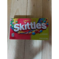 Caramelos Skittles sweets...