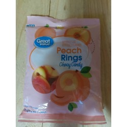 Gomitas Peach ring Great...
