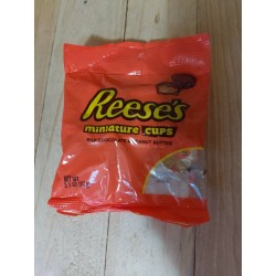 Chocolates mini Reeses 87 grs