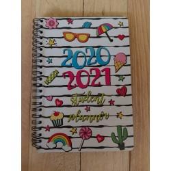 Agenda de espiral 2020 -...