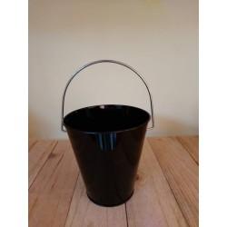 Hieleritas negras Tin pail